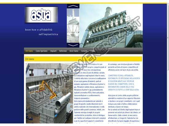 Astra S.r.l. - Impianti Industriali