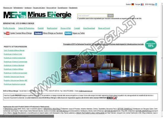 M.EN S.r.l Minus Energie