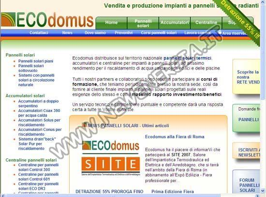 Ecodomus Srl