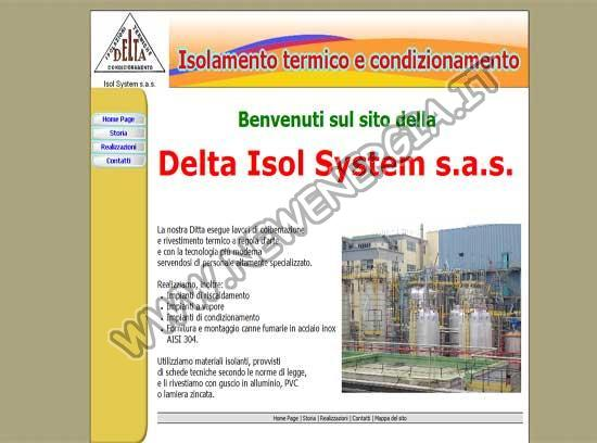 Delta Isol System S.a.s.