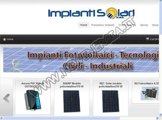 Impianti Solari S.a.s.