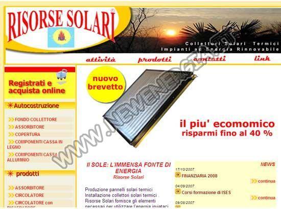 Risorse Solari