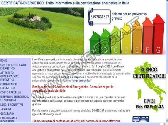 Certificato Energetico.it