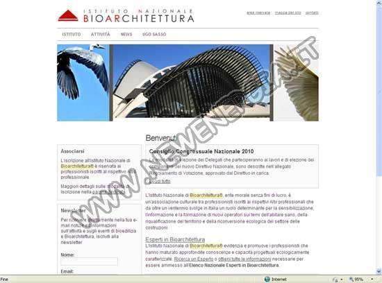 Bioarchitettura Istituto Nazionale - INBAR