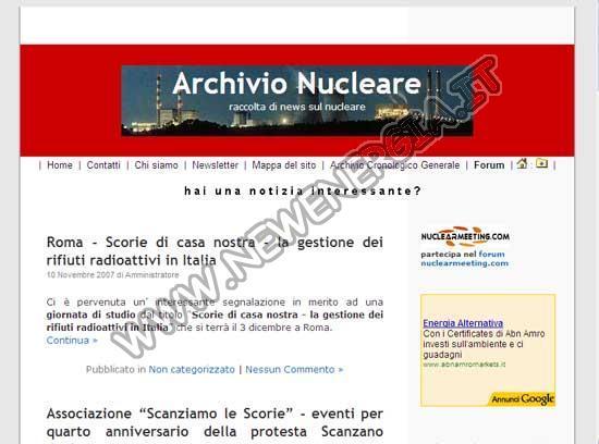 Archivio Nucleare
