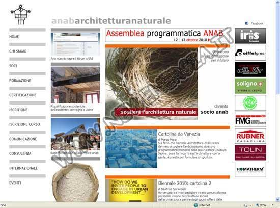 ANAB – Associazione Nazionale Architettura Bioecologica