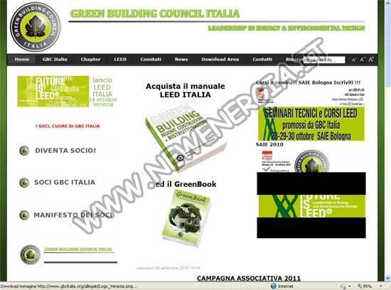 Green Building Council Italia – GBC Italia