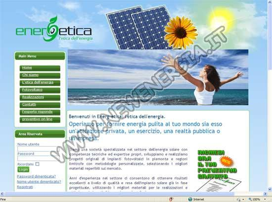 Energ-etica: l'etica dell'energia.
