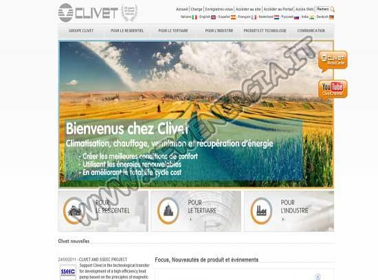 Clivet Spa