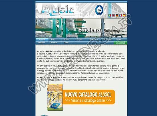 Alusic Srl